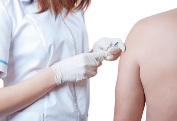 vaccination of patients
