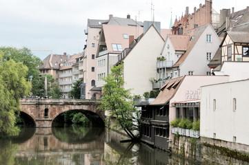 Karlsbrücke, Untere Wörthstr.,  Nürnberg #3394