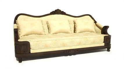 Klassisches Sofa 6