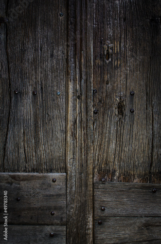 Antique Door, Provence Region of France