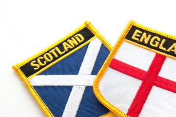scotland and england