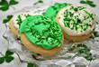Delicious Cookies for a ST Patty's Day Celebration