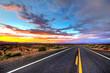 Roadview im Sonnenuntergang - USA - 49785381