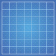 Vector checked blueprint background