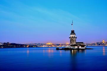 Kızkulesi, İstanbul, Turkey