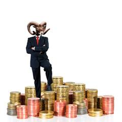 (unmoralisches) Finanzmanagement