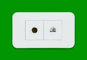 Network plug and Cable plug