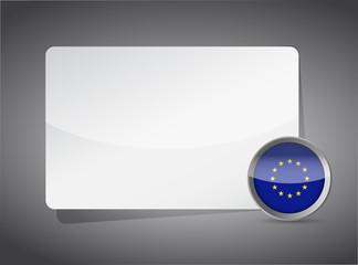 Europe presentation board