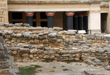 Ruins of Ancient Knossos