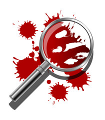 Forensic Magnifying Glass