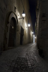 Calle medieval