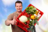 erfolgreicher gemüsebauer