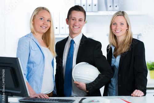 erfolgreiches trio