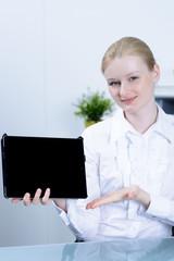 touchbook präsentieren