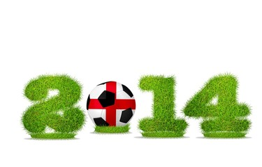 England soccer 2014.