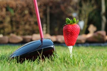 Golf ist gesund