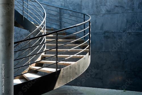 escalier en colimaçon - 49804570