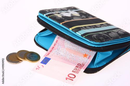 taschengeld geldbeutel