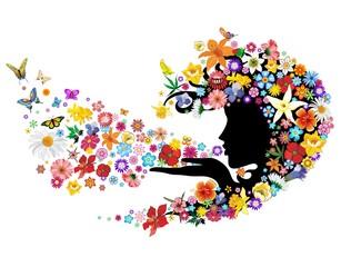 Spring Breath Flowers-Soffio di Primavera con Fiori