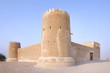 Zubarah fort Qatar, a view from south