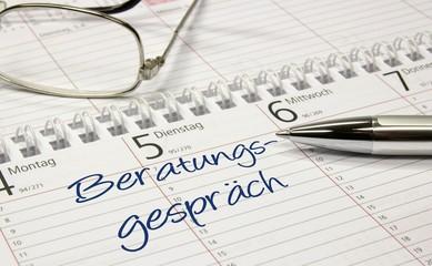 Kalender Beratung