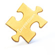 Golden Puzzle Piece - Impressum