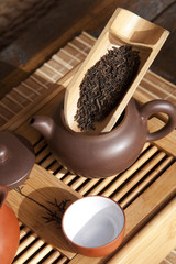 Pu Erh Tea Set