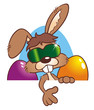 Easterbunny Sunglasses Board