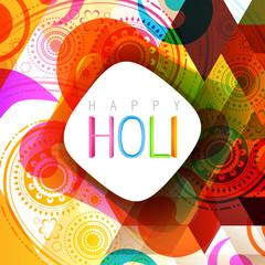 indian style holi background
