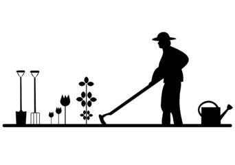 le jardinier