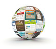 Webdesign Kugel, SEO, Templates