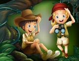 Fototapete Abbild - Grafik - Hintergrund