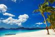 Tropical beach, Philippines