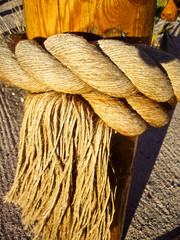 Fringed Rope