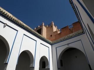 Palais Bahia in Marrakech