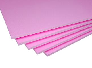 styrofoam tables