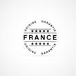 icône origine france