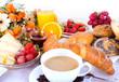 Gesundes, leckeres Frühstück
