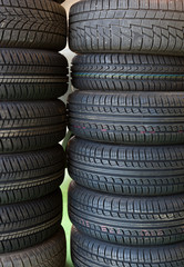 tires at tire service