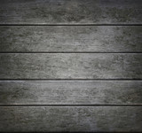 Weathered gray horizontal wood texture seamlessly tileable poster