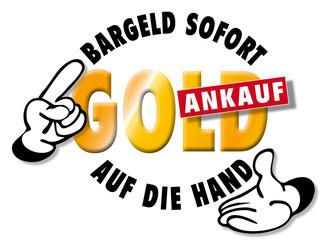 Goldankauf, Goldbarren, Altgold, Bargeld, Münzen