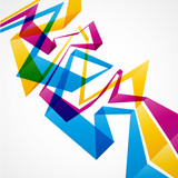 Fototapety fond abstrait design