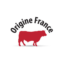 Bœuf origine France