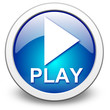 play blue, vector