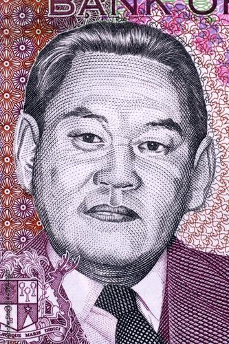 Sir Moilin Jean Ah-Chuen