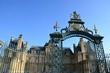 ville de Maisons Laffite, château, entrée principale