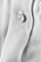 White Dress Shirt Button