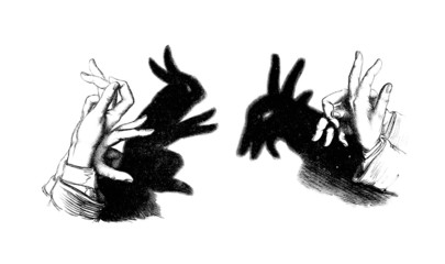 Hand Games : Rabbit & Goat