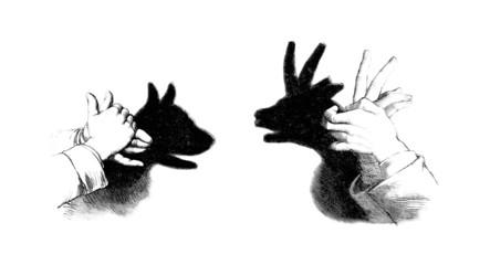 Hand Games : Dog & wild Goat