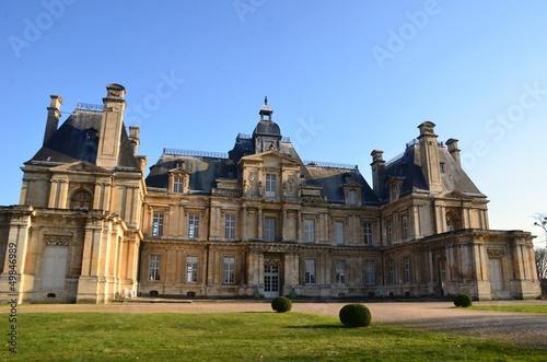 Maisons Laffite, palace, général extérieur